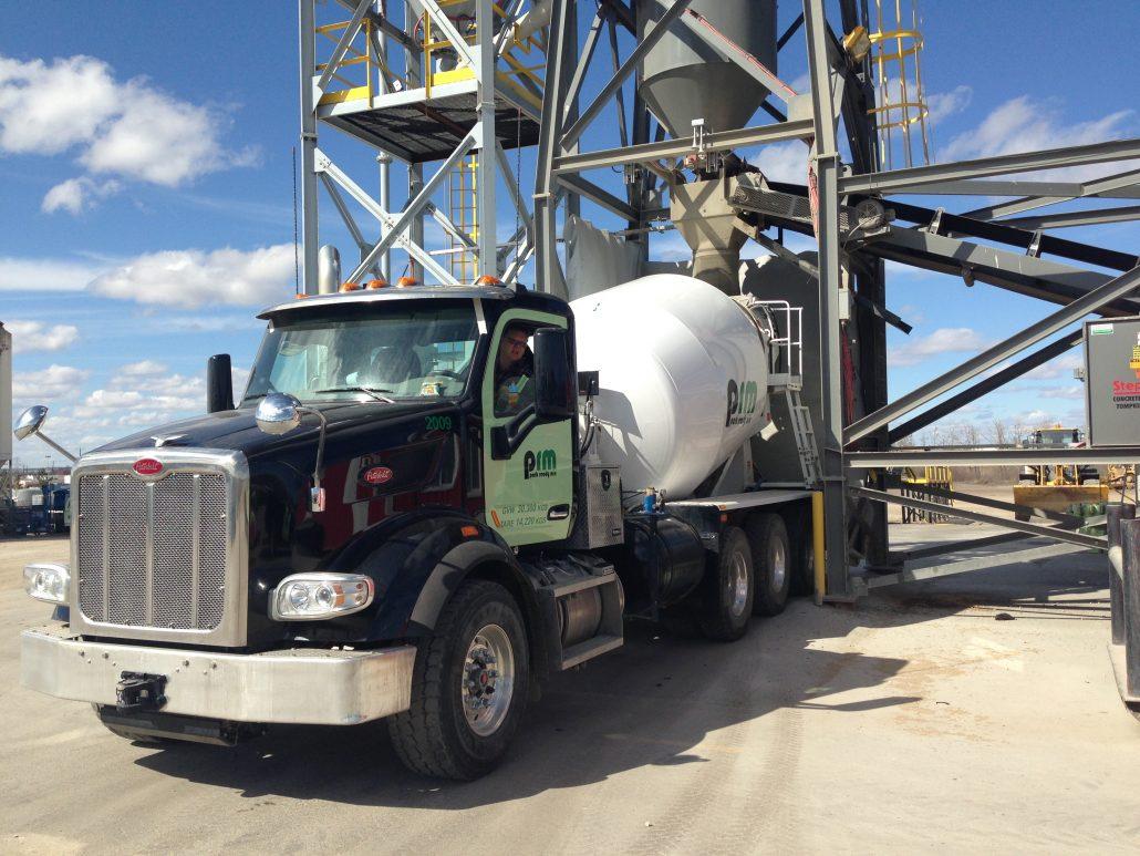 Ready Mix Concrete : Ready mix concrete prm park paving ltd