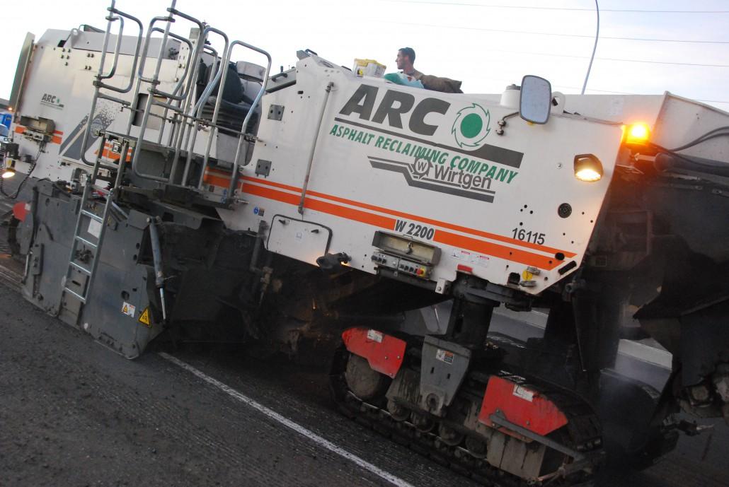 Arc Park Paving Ltd